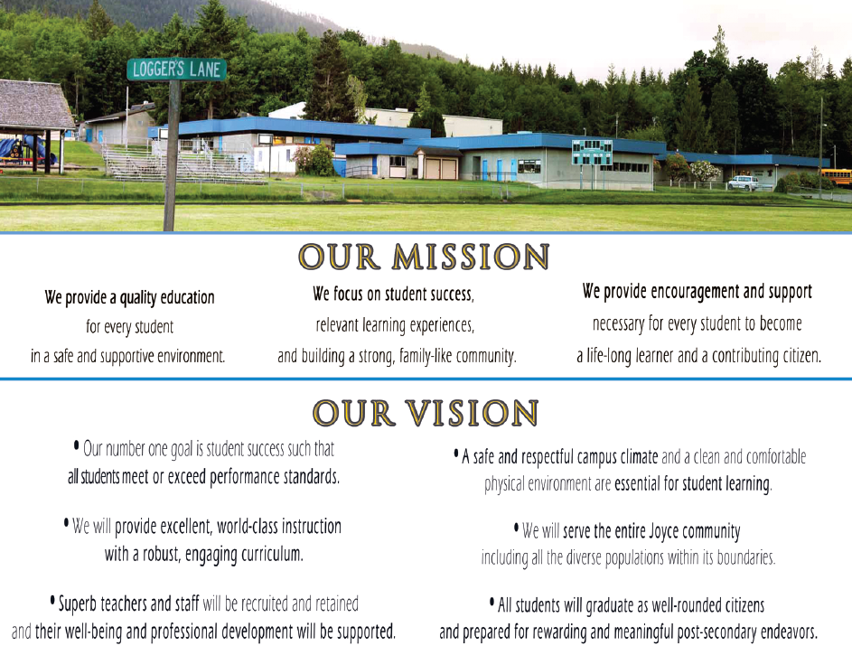 Mission & Vision Flyer