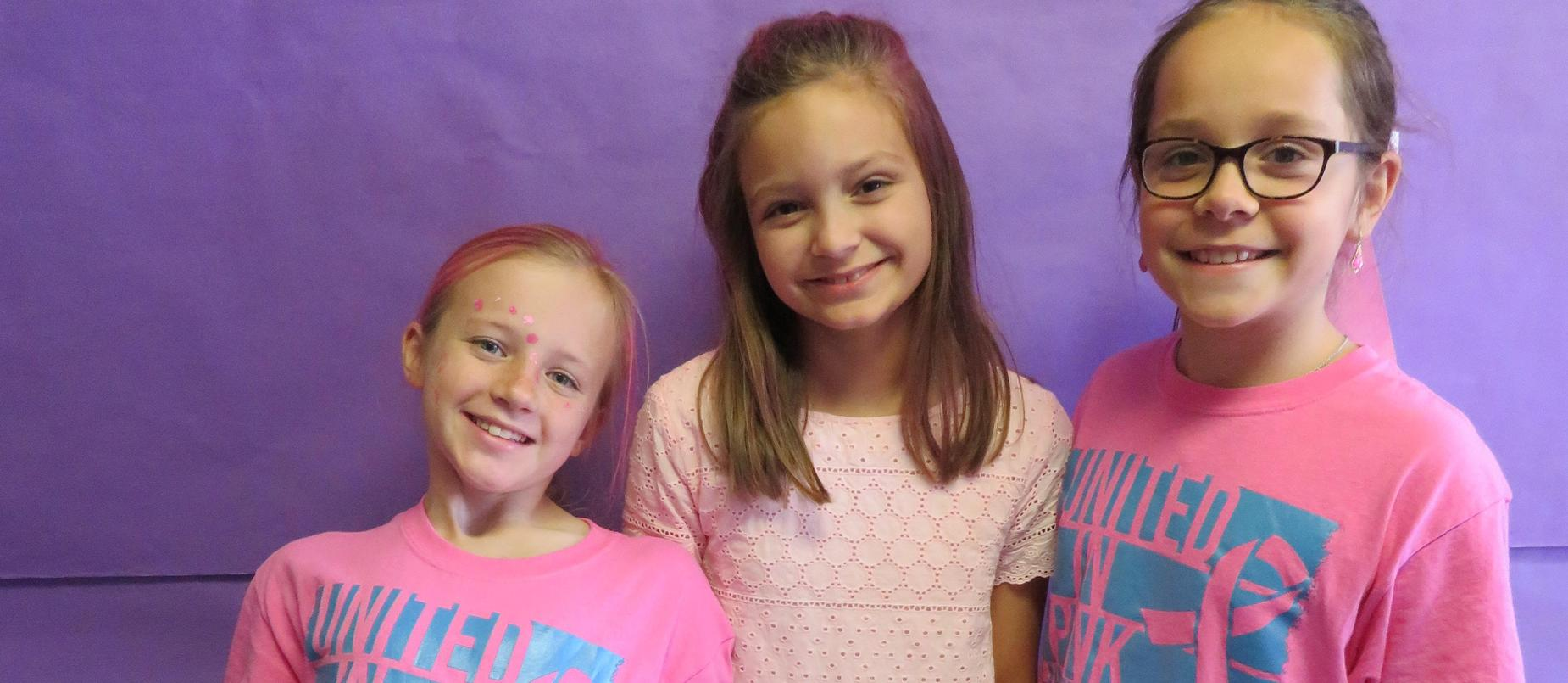 LIS Pink Out