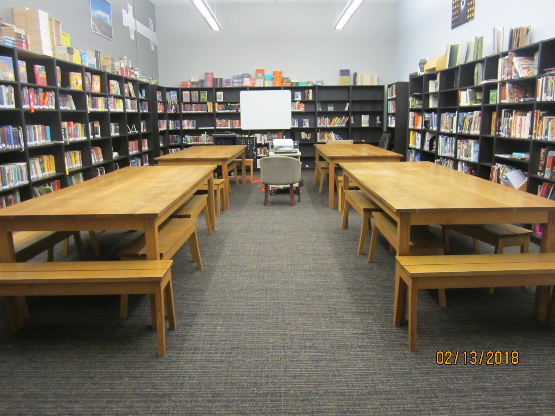 Library Middle