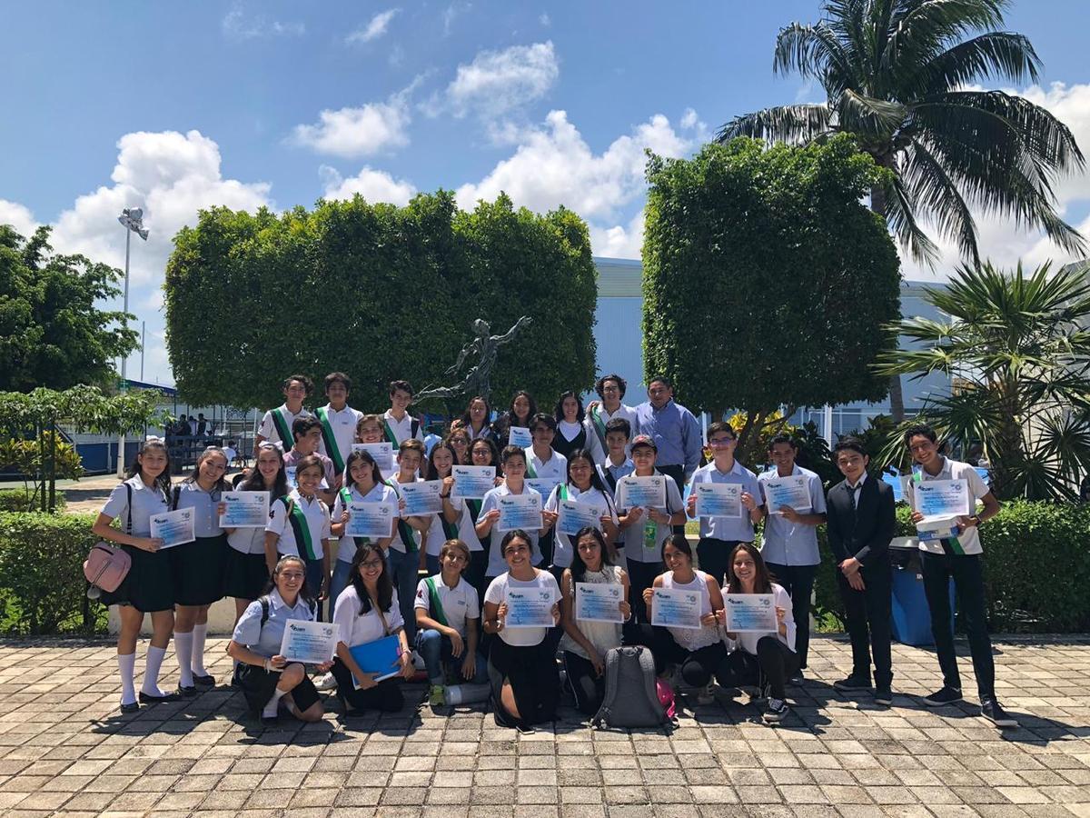 Encuentro de investigación en Cancún (2019/03/14)