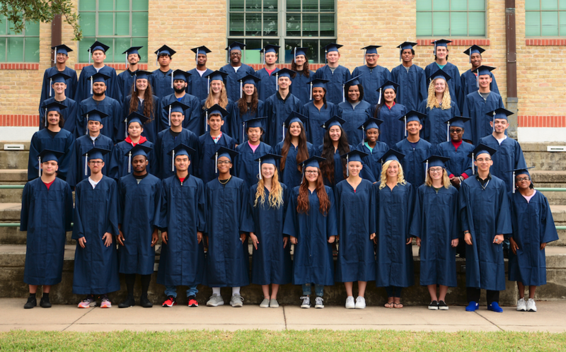 Texas School for the Deaf Class of 2021 Featured Photo