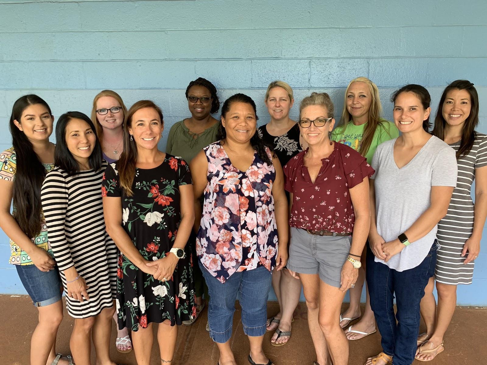 DKIES Kindergarten Teachers