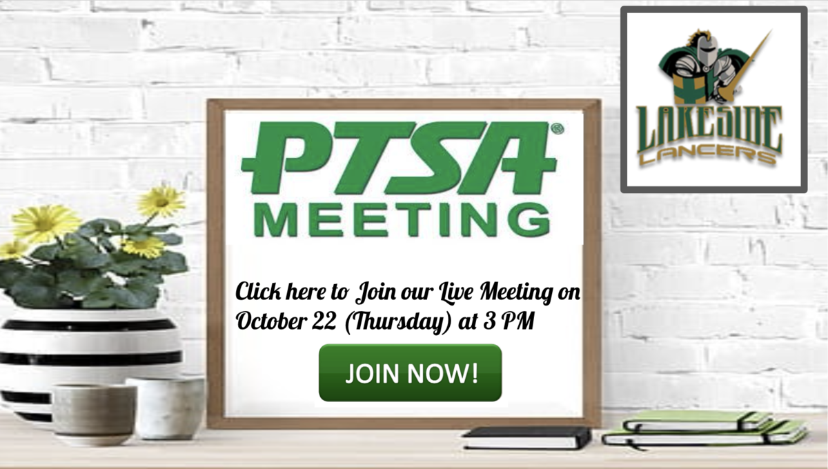 PTSA meeting link