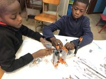 Students at Southwest Elementary develop collaboration skills through STEAM Enrichment