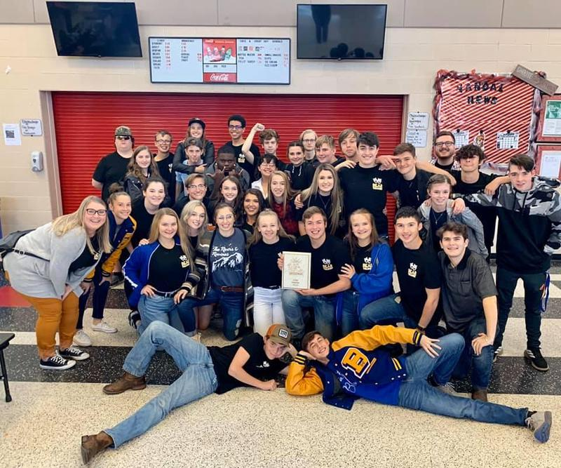 BHS Theatrix takes first in Van Featured Photo