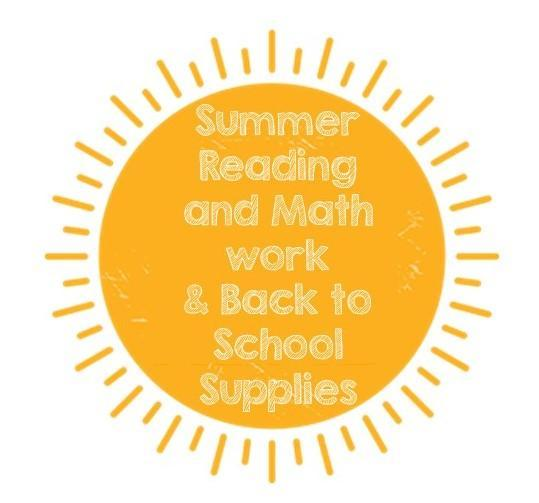 Summer Work and Supply Lists Thumbnail Image