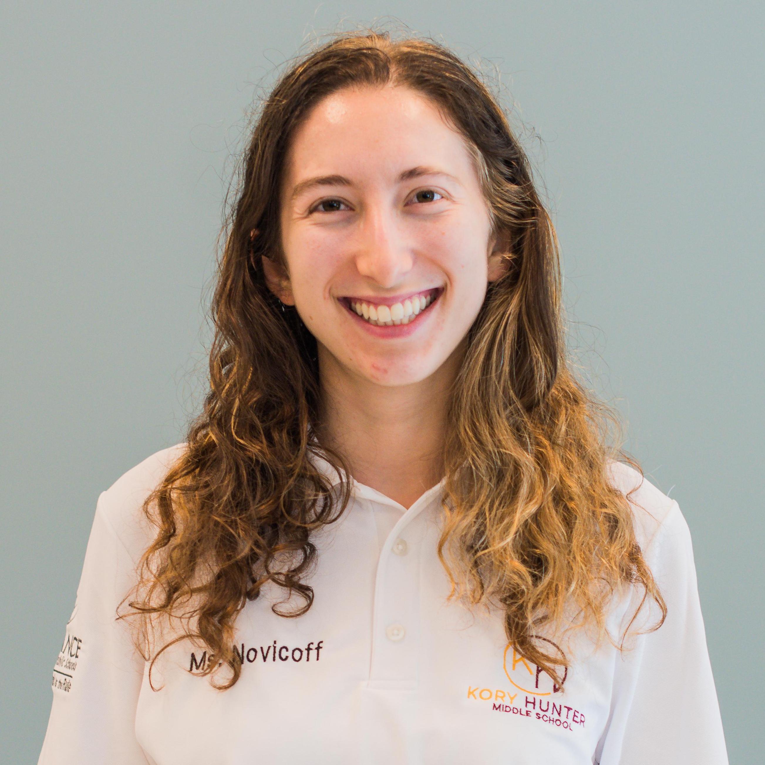 Sarah Novicoff's Profile Photo