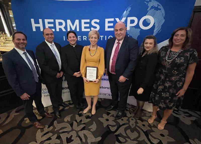 TCS Principal Meropi Kyriacou Honored Featured Photo