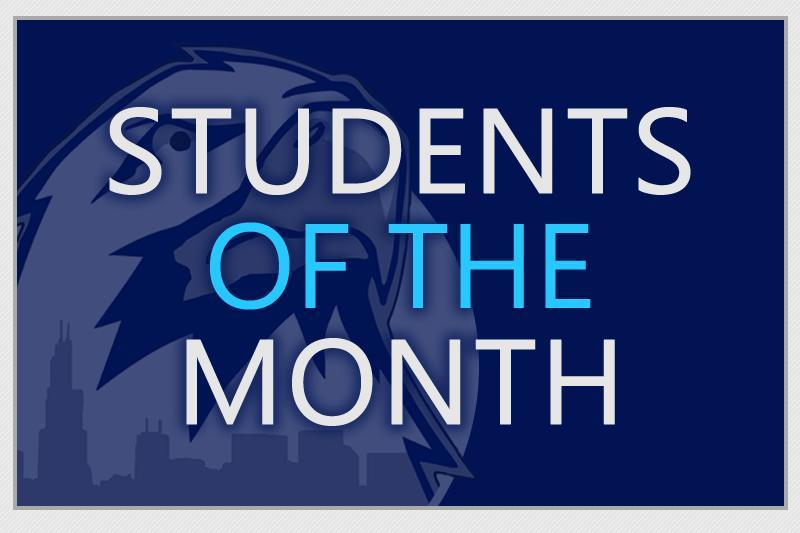 Icon of Student of the Month