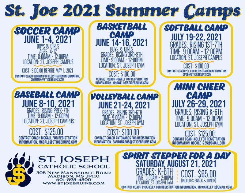 summer camp list