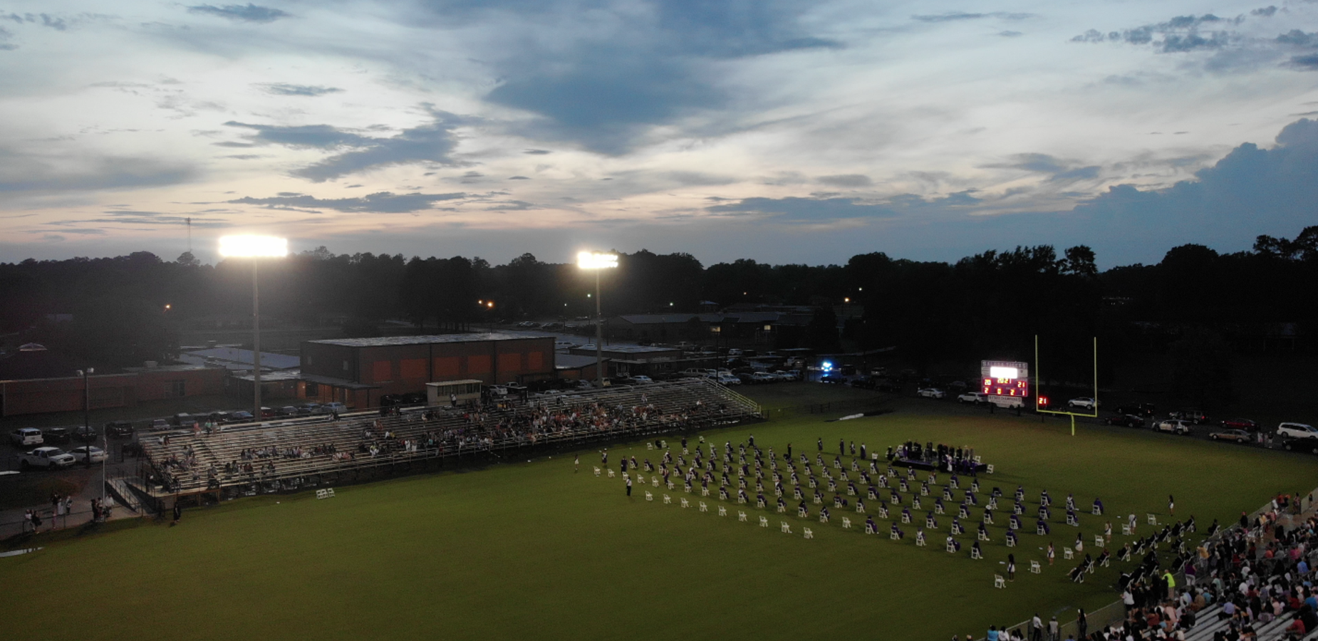 2021 High School Graduation