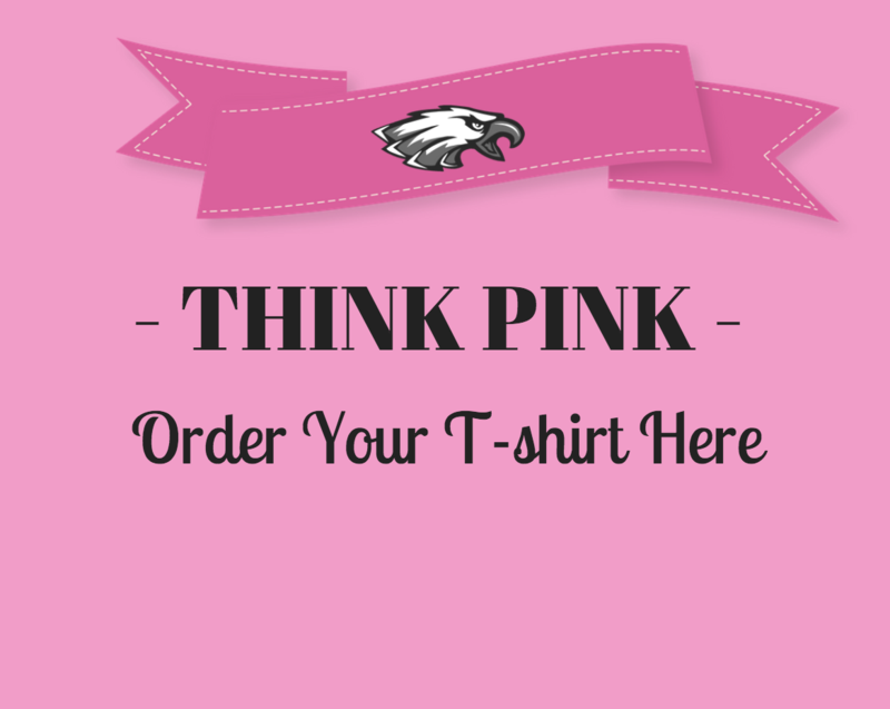 PURCHASE YOUR THINK PINK SHIRTS FOR THE PINK OUT GAME Thumbnail Image