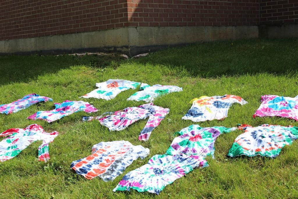 4th Grade Tie-Dye
