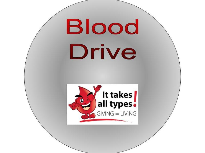 Blood Drive Featured Photo