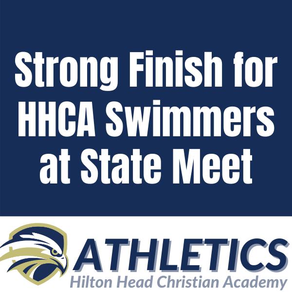 HHCA Varsity Swim Results