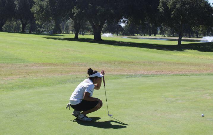 Congrats to GV  Girls Golfer Jasmine Reblando for qualifying for CIF. Featured Photo