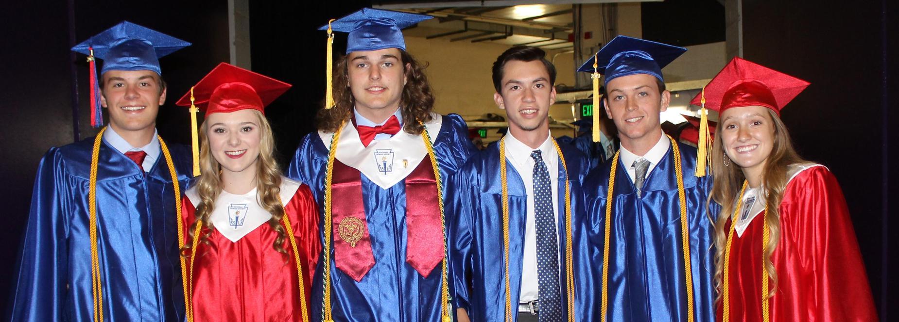 Harpeth High School 2019 graduation