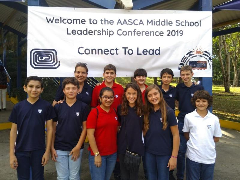AASCA Middle School Leadership Conference Featured Photo