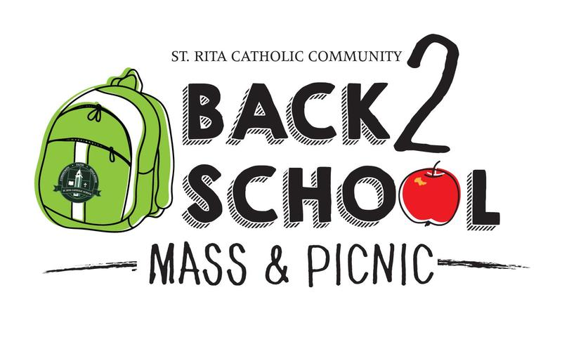 Mark Your Calendars for the Back2School Mass & Picnic Thumbnail Image