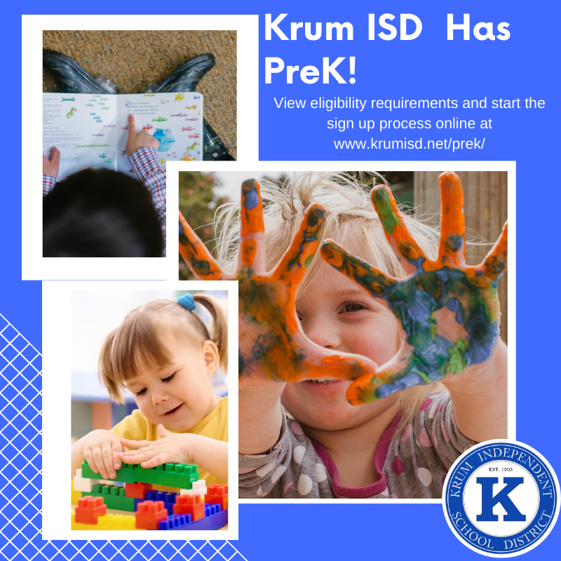 Pre-Register Your Child for PreK! Featured Photo