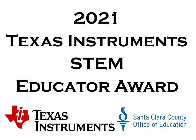 Moreland Teachers Selected for  Texas Instruments STEM Teaching Award Thumbnail Image