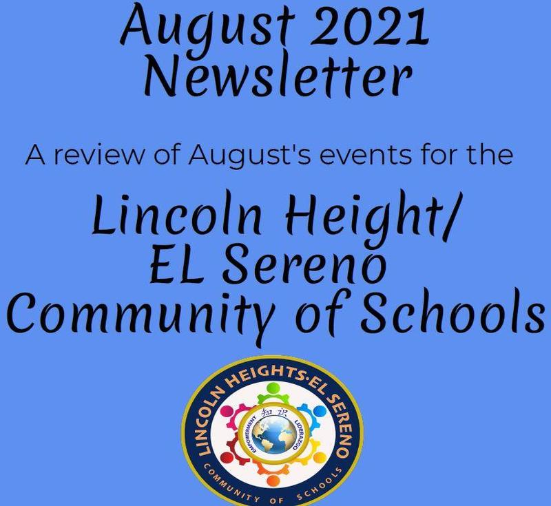 August in Review Newsletter Featured Photo