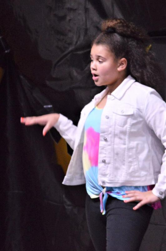 4th grade dancer.