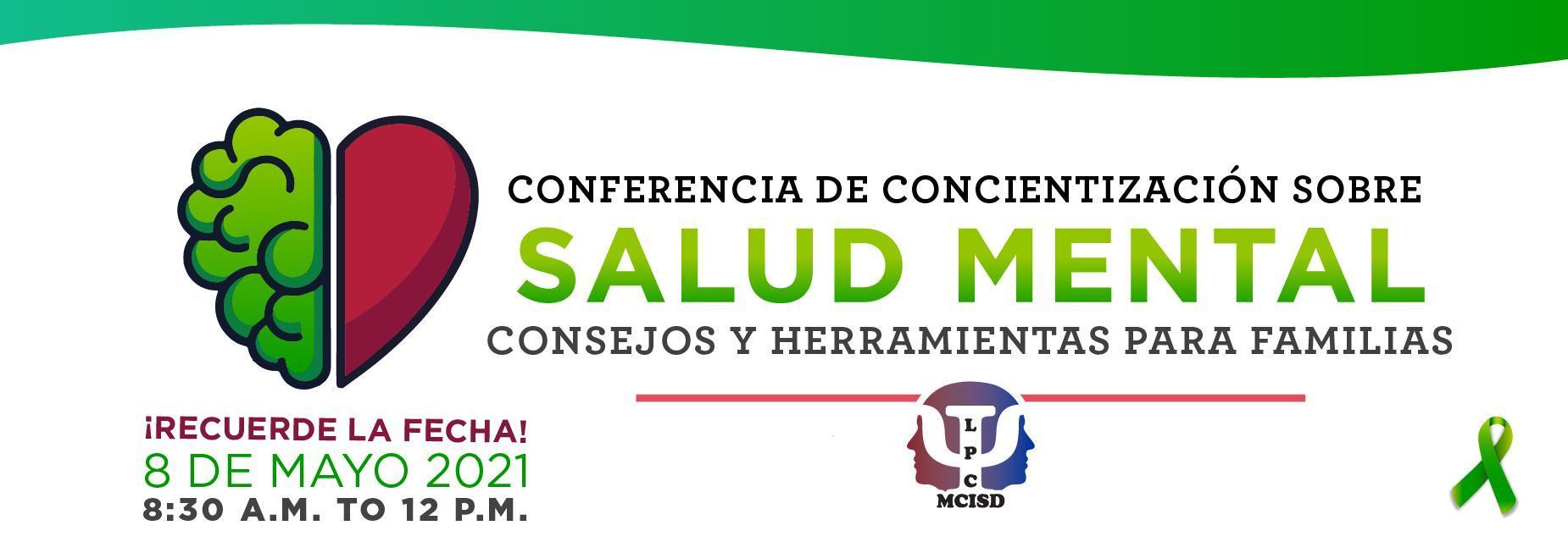 Conferencia de salud mental