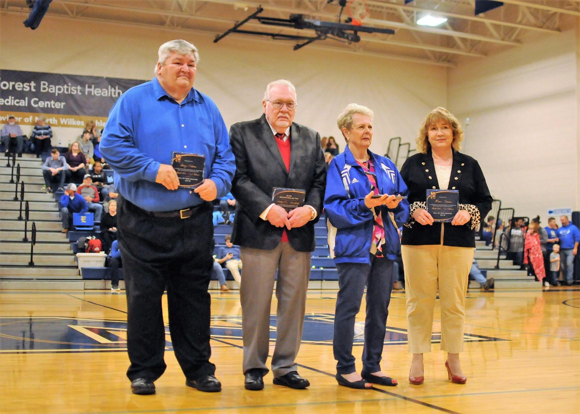 2019 Viking Hall of Fame Inductees