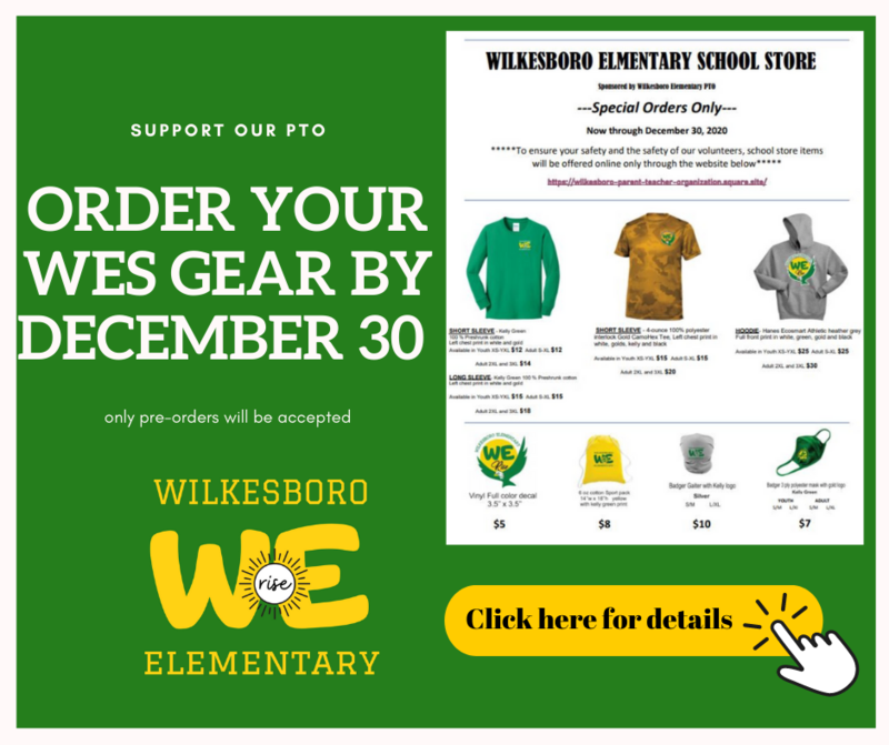 ORDER WILKESBORO SHIRTS AND MORE