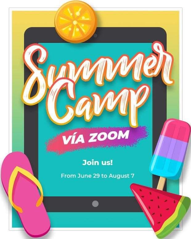 Summer Camp 2020 is here! Featured Photo