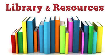 Image of library resources