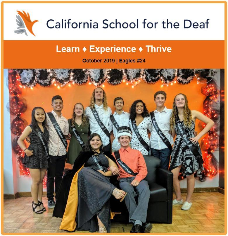 CalNews cover - Summer 2019 edition