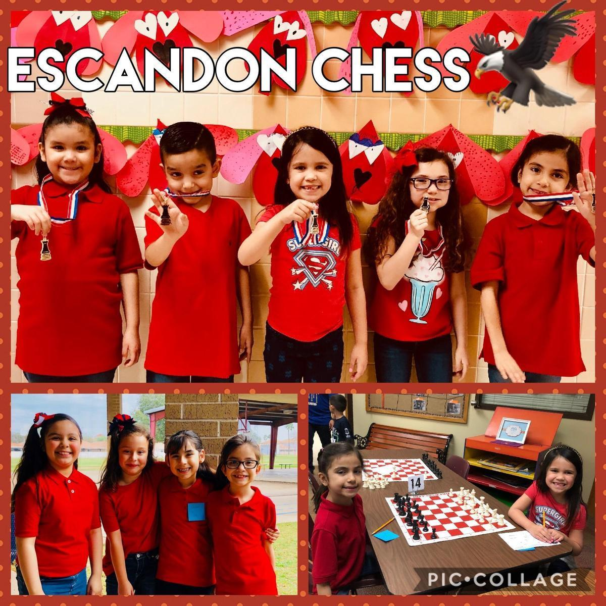 Escandon Chess Team