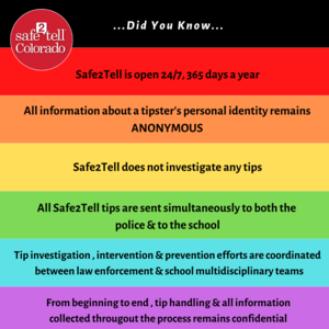 Safe2Tell image outlining services