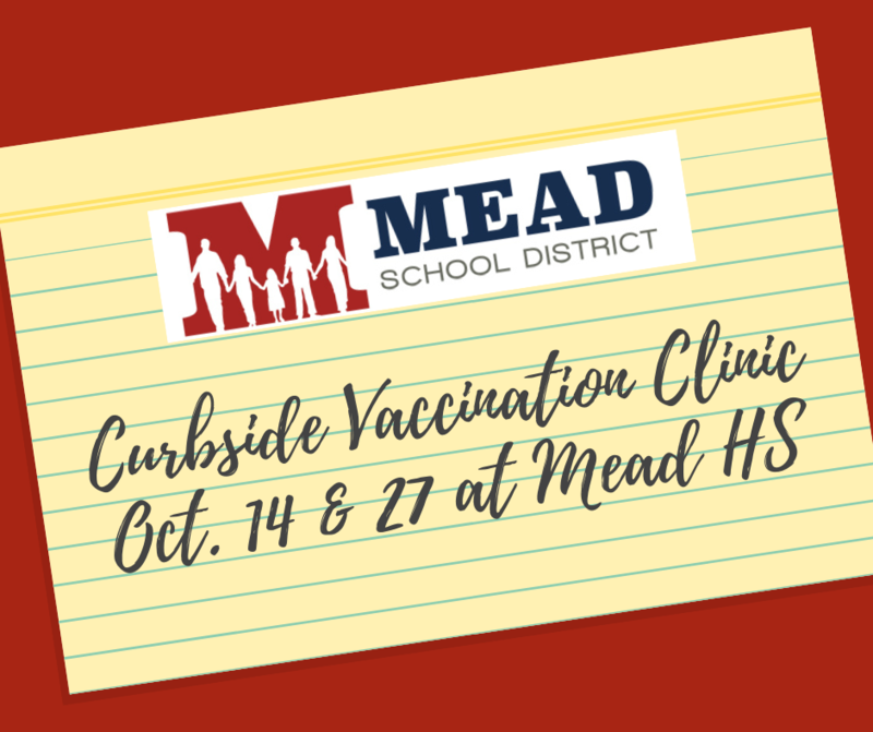 Curbside Vaccination Clinic Oct 14 & 27