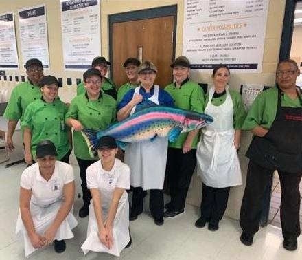 Big Fish Winner!