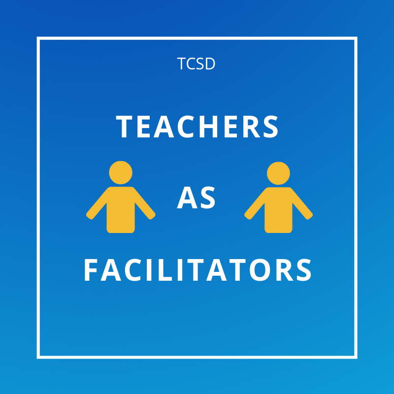 Teachers As Facilitators Badge