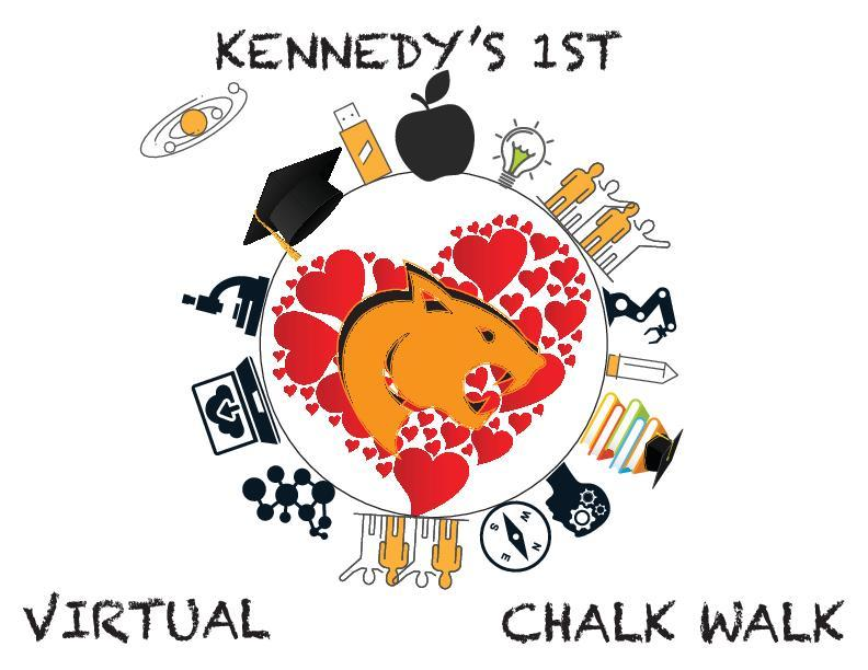1ST VIRTUAL CHALK WALK Featured Photo