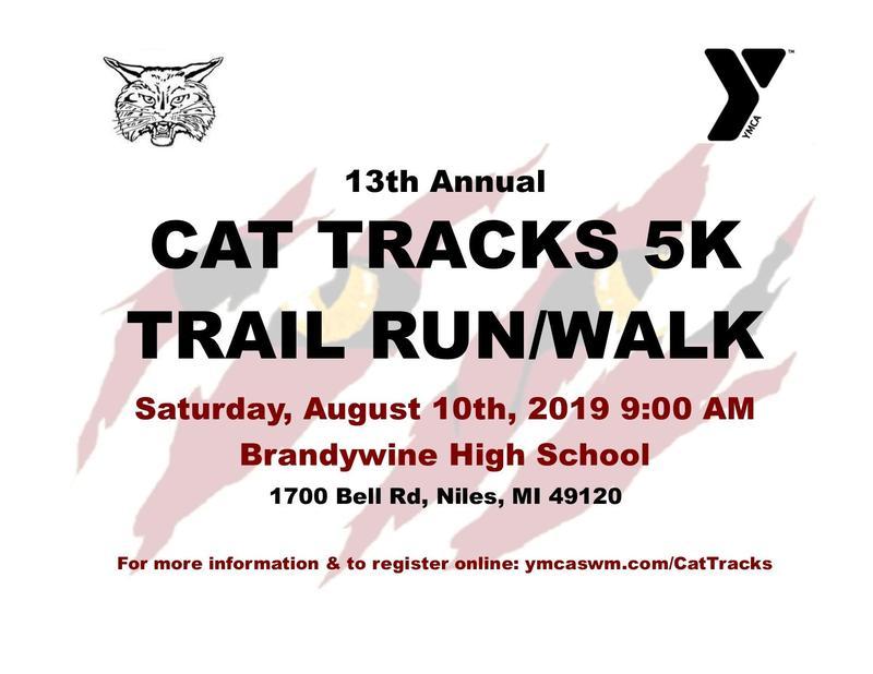 13th Annual Cat Tracks 5K Thumbnail Image
