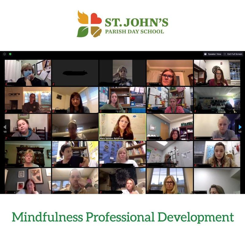Mindfulness Professional Development Thumbnail Image