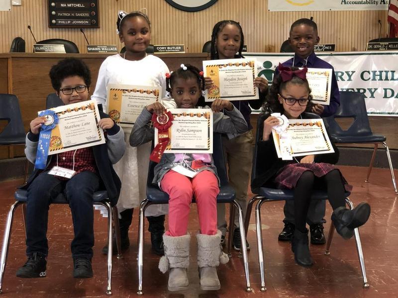 District Spelling Bee