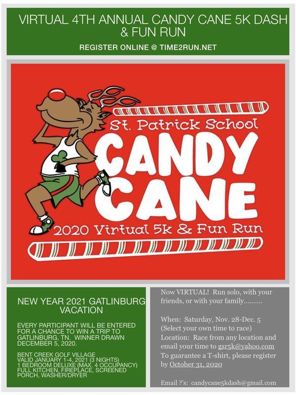 Candy Cane Dash 2020