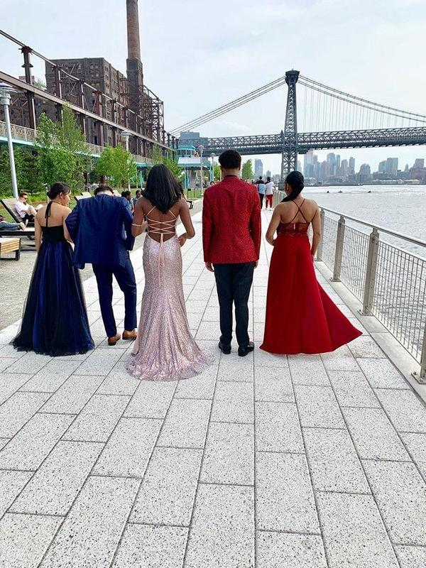Maspeth High School Seniors Celebrate At Prom; Near End of Four-year Odyssey Featured Photo