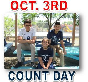 Students and Count Day
