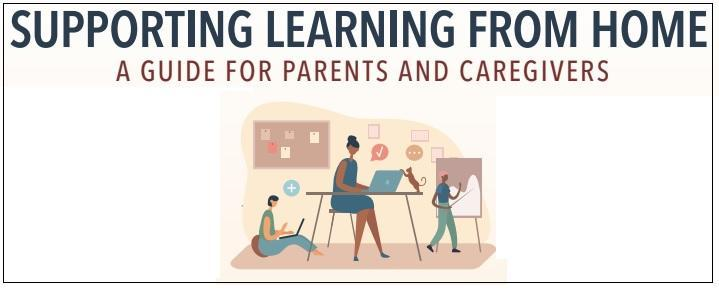 ISTE Guide to Home Learning