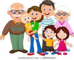 Family Clip Art Image