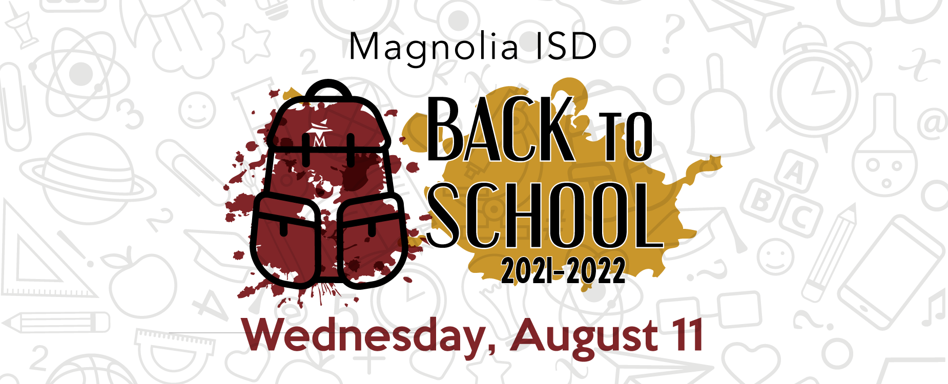 Back to school August 11
