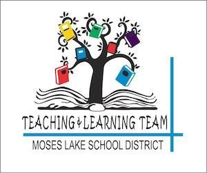 Teaching and Learning Logo - Drawing of a tree with books on its branches.