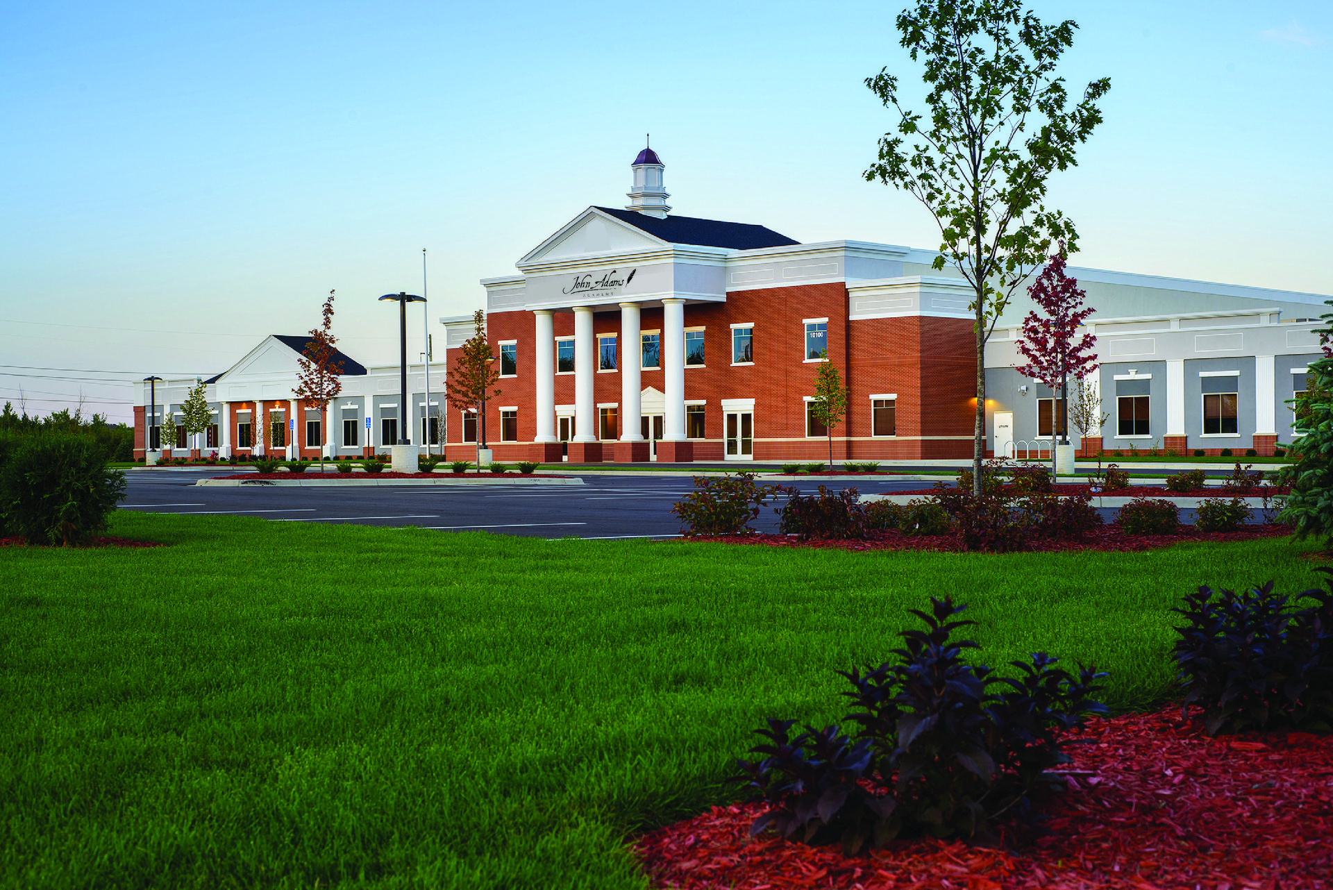 New Lincoln Campus